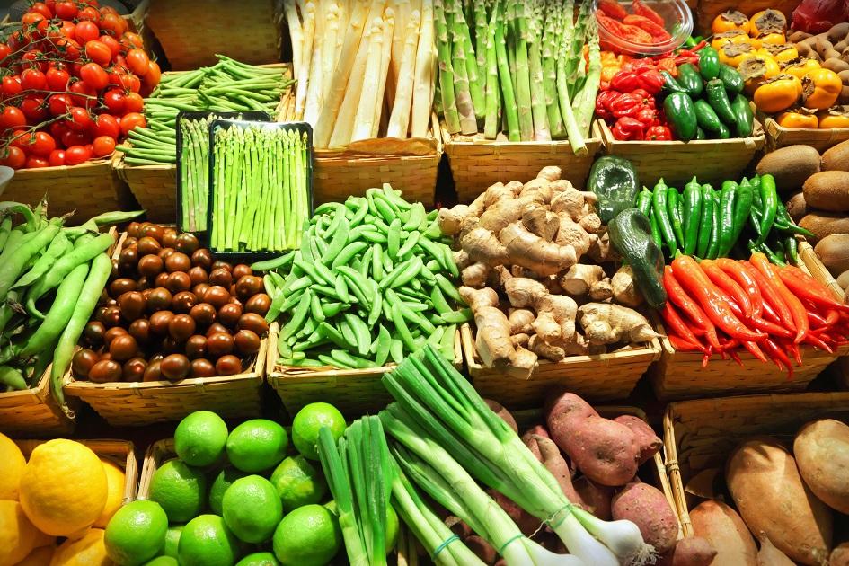 Você sabe como e onde seu alimento é produzido?