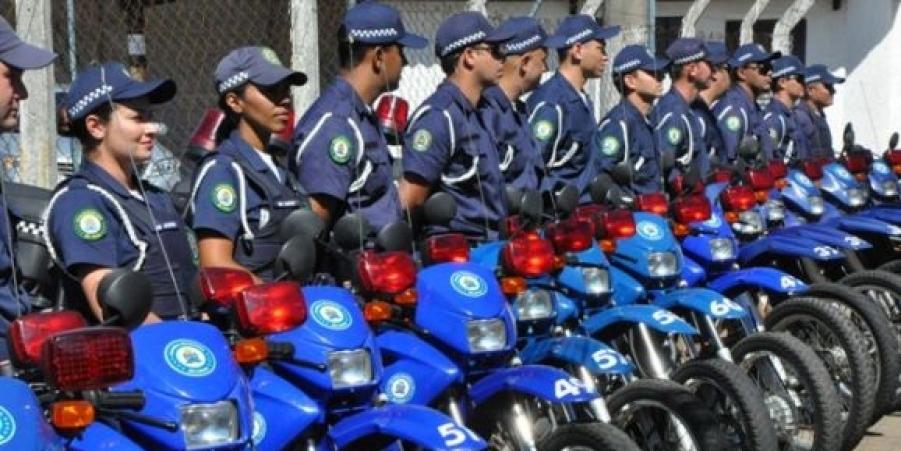 A guarda municipal de São Carlos pede ajuda